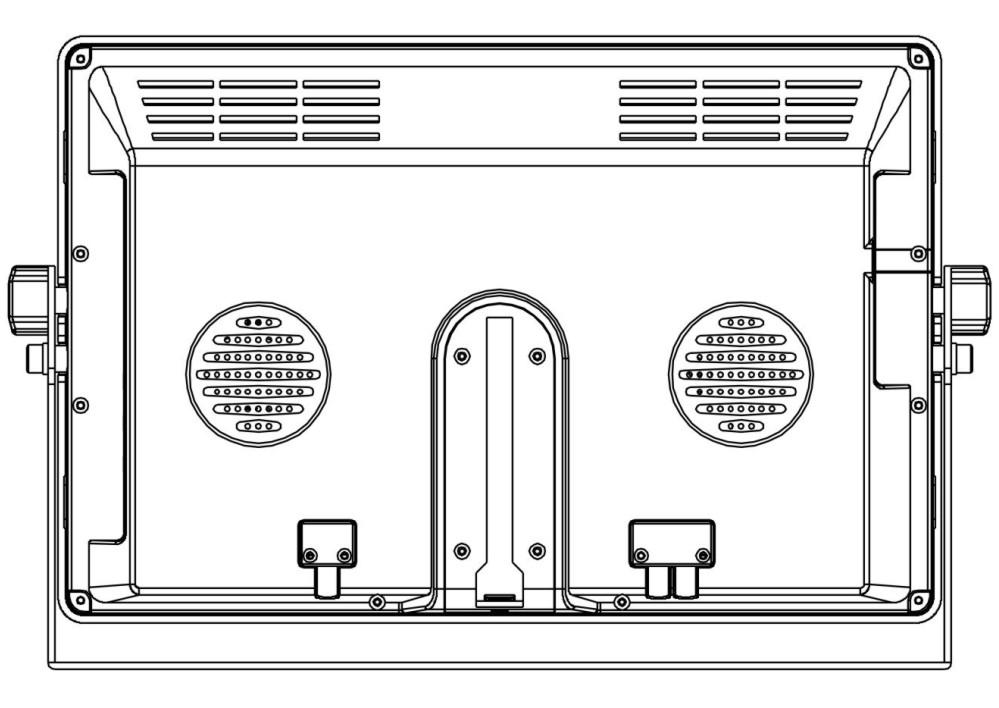 "10.1"" Rear View Monitor"