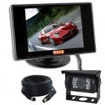 3.5inch Car Rear View Observation Camera Kit