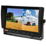 10.1inch Farming Reversing Two Splits Monitor