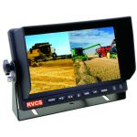 7inch Farming Reversing Two Splits Monitor