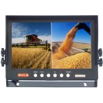 9inch Farming Reversing Two Splits Monitor