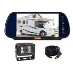 7inch Truck Reversing Mirror Monitor Observation Camera Kit
