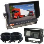 7inch Truck Rear View System With Dual Camera