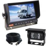 7inch Vehicle Rear View Camera Kit