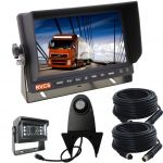 Vehicle Rear View 7inch Monitor Kit With Truck Camera