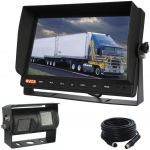 10.1inch Vehicle Reversing Monitor Camera Kit With Dual Camera