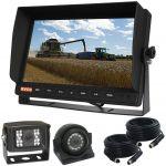 10.1inch Farming Reversing Camera Monitor Kit
