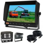 10.1inch Farming Reversing Camera Kit With Two Cameras