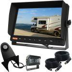 10.1inch Vehicle Reversing Monitor Camera Kit
