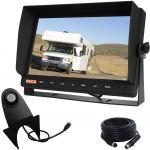 10.1 inch Coaches Reversing Monitor Camera Kit