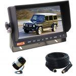 7inch Four Wheel Drive Reversing Monitor Surveillance Camera Kit