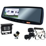 4.3inch Caravan Rear Vision Safety Kit With One Camera Suzie/Curly Cable