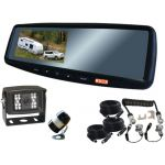 4.3inch Caravan Reversing Mirror Monitor Camera Kit With One Camera Suzie/Curly Cable