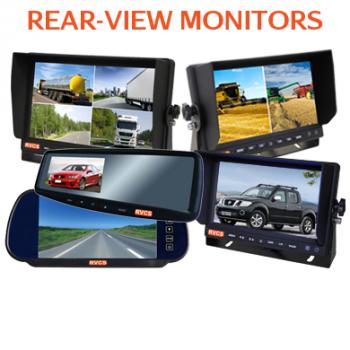 reversing camera Monitors